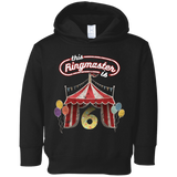 Kids Ringmaster Costume Circus Ringmaster Shirt 6th Birthday Kids