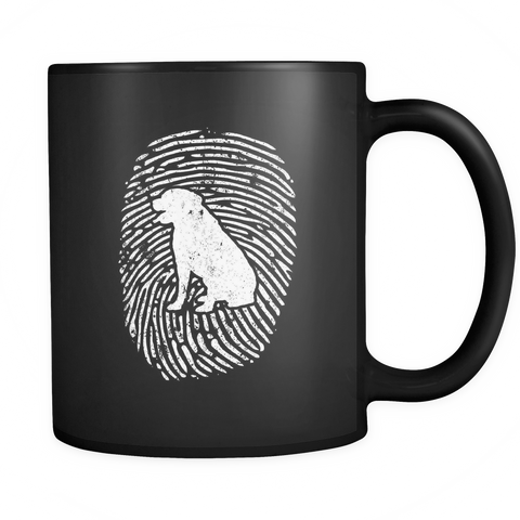Rottweiler DNA Coffee Mug