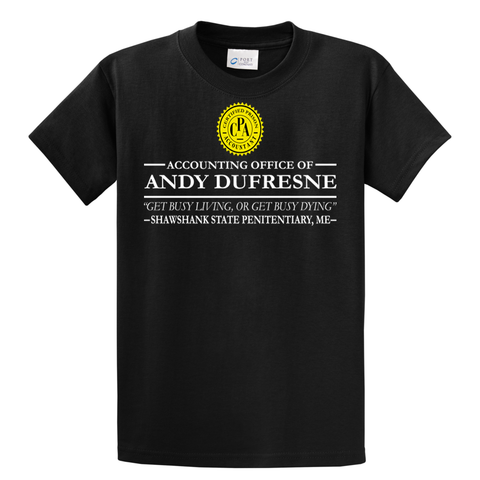 Andy Dufresne Accounting - Shoppzee