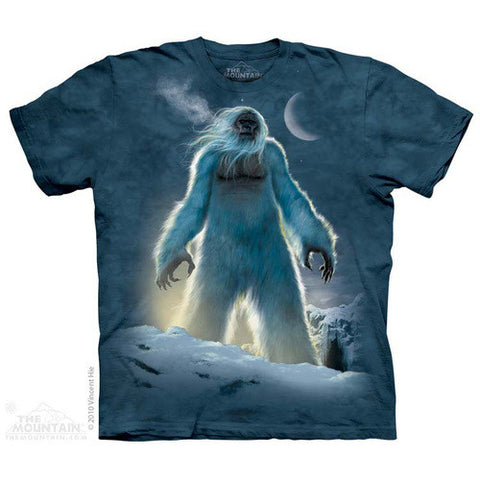 Yeti T-Shirt - Shoppzee