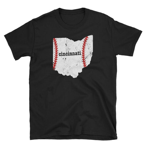 Cincinnati Mom Baseball T Shirts Softball Mom Shirts