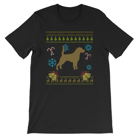 Ugly Christmas Design Beagle Design Beagle Hunting Dog Design