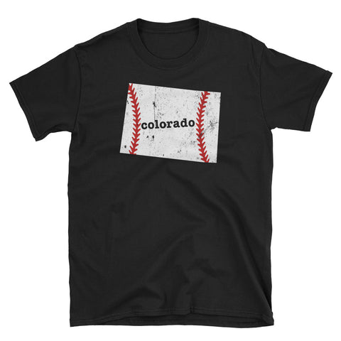 Colorado Softball Mom T Shirts Mom Baseball Shirts