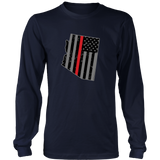 Arizona Firefighter Thin Red Line - Shoppzee