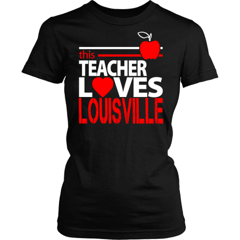 This Teacher Loves Louisville