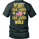 Game Warden Uncle