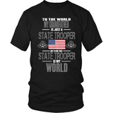 Grandfather State Trooper (frontside design)