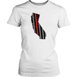 California Firefighter Thin Red Line - Shoppzee
