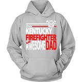 Awesome Kentucky Firefighter Dad - Shoppzee