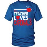 Teacher Cardinals