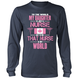 Canadian My Daughter The Nurse - Shoppzee