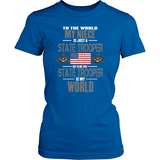 Niece State Trooper (frontside design only)