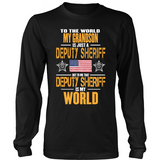 Deputy Sheriff Grandson (frontside design) - Shoppzee