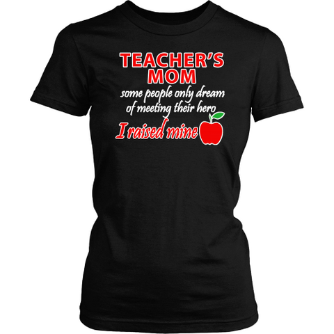 Teacher's Mom
