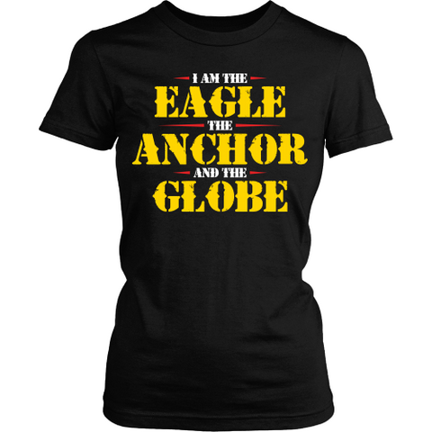 Marines - Eagle Anchor Globe 4