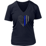 Police Wife-Police Mom-Police Blue Line-Police Support-Police Gifts