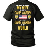 Game Warden Wife