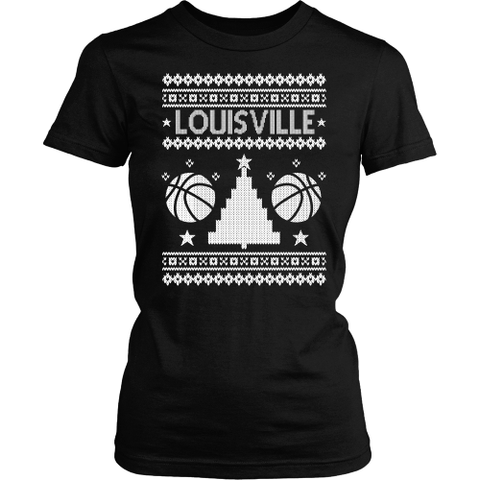 Louisville Ugly Christmas Sweater