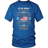 Daughter Correctional Officer (frontside design) - Shoppzee
