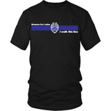 Thin Blue Line Valentines Day