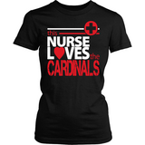 This Nurse Loves The Cardinals