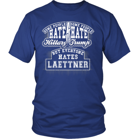 Some Hate Hillary Some Hate Trump Everyone Hates Laettner