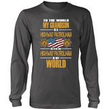 Grandson Highway Patrol (frontside design)