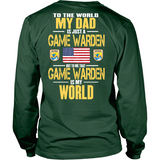 Game Warden Dad