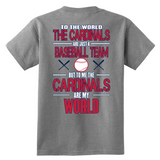 Cardinals Are My World - Shoppzee