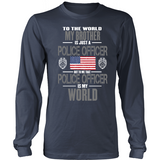 Brother Police Officer (frontside design only) - Shoppzee