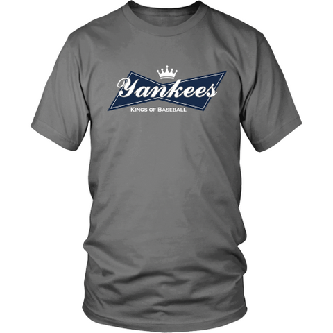 Kings of Baseball Yankee Fan