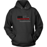 Nebraska Firefighter Thin Red Line