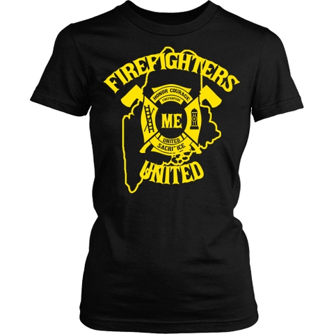 Maine Firefighters United