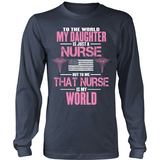 My Nurse Daughter (front design)