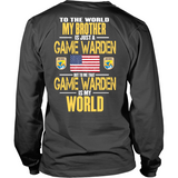 Game Warden Brother
