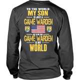 Game Warden Son