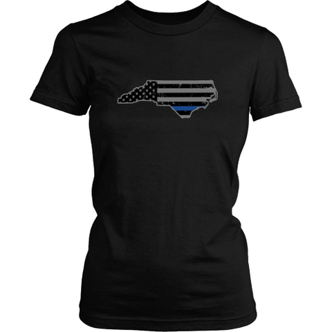 North Carolina Thin Blue Line