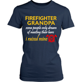 Firefighter Grandpa