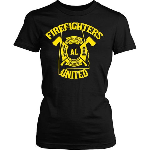 Alabama  Firefighters United - Shoppzee