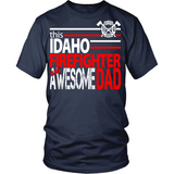 Idaho Firefighter