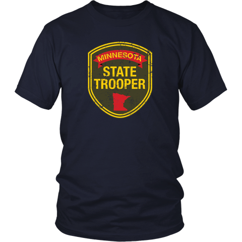 Minnesota State Trooper
