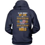 Son Highway Patrol (backside design)