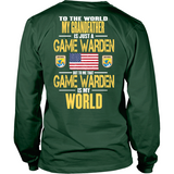 Game Warden Grandfather