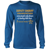 Deputy Sheriff Grandfather - I Raised My Hero - Shoppzee