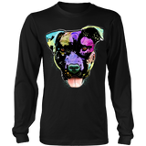 Pit Bull - Day of the Dead Inspired Design