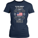 Correctional Officer Husband (frontside design) - Shoppzee