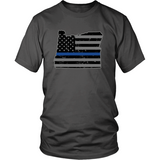 Oregon Thin-Blue Line