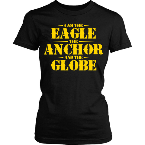 Marines - Eagle Anchor Globe 3