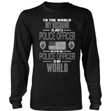 Husband Police Officer
