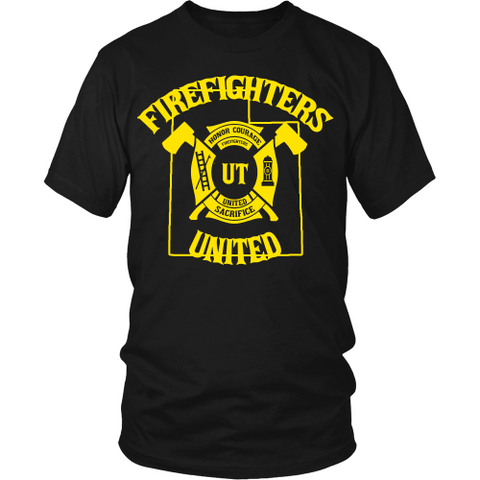 Utah Firefighters United - Shoppzee